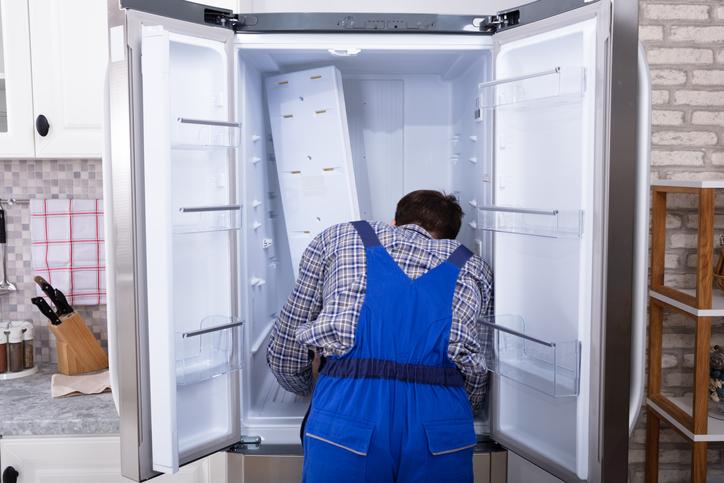 냉장고-청소